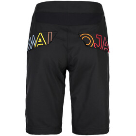 Maloja FlurinaM. Multisport Shorts Women moonless